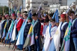 Acto San Martin azul 09