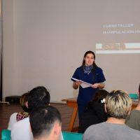 Curso Taller de Manipulación de Alimentos en las localidades