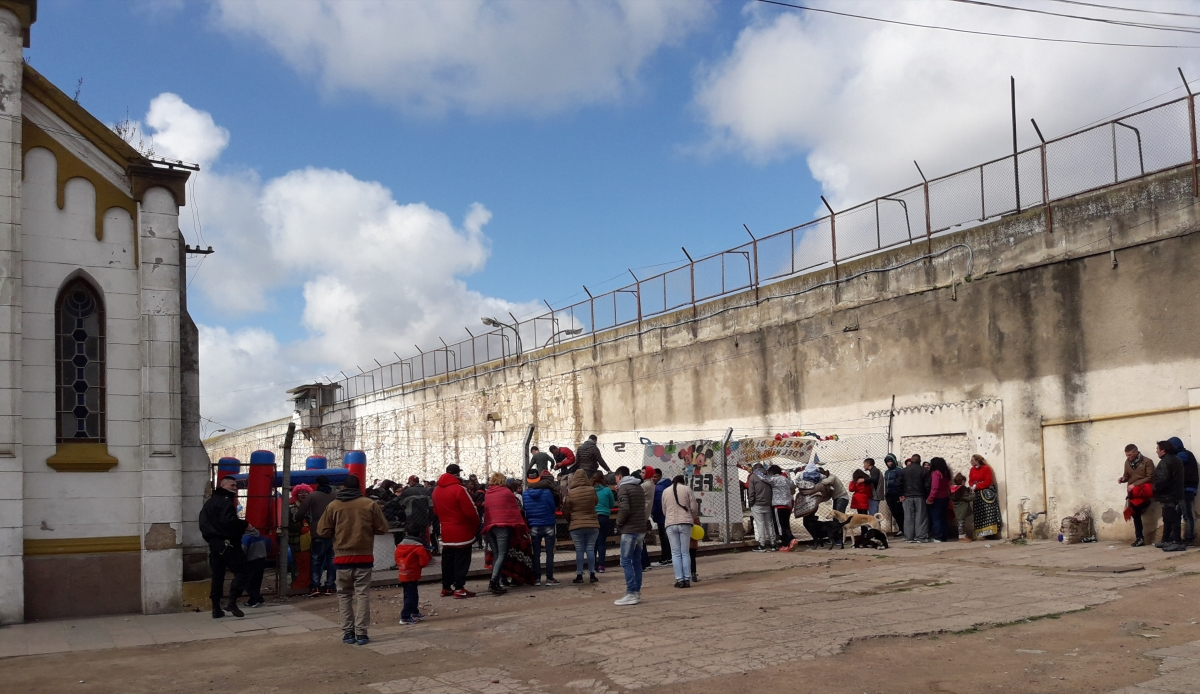 Día del niño en las cárceles serranas