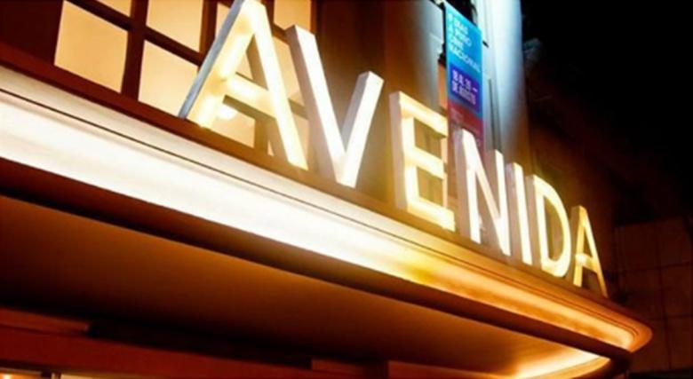 Cine Avenida, bolívar 01