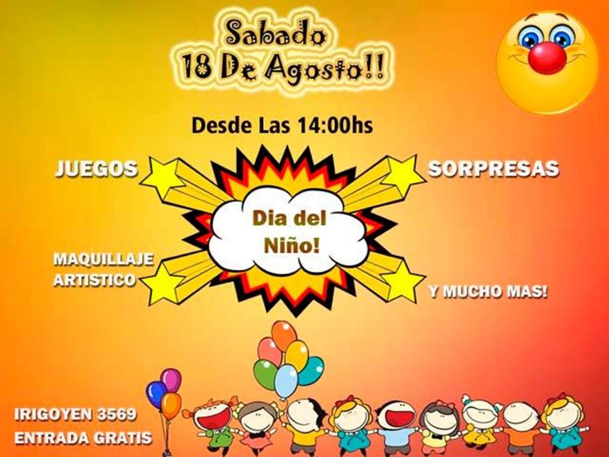 El ministerio Simiente de Vida de Olavarría Organiza un especial día del niño