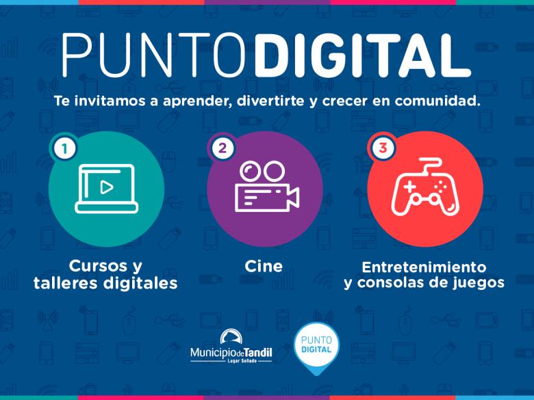 Inclusión digital - Tandil