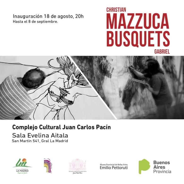 Mazzuca-Busquets en La Madrid