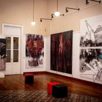 Se inaugurada la muestra de Christian Mazzuca y Gabriel Busquets