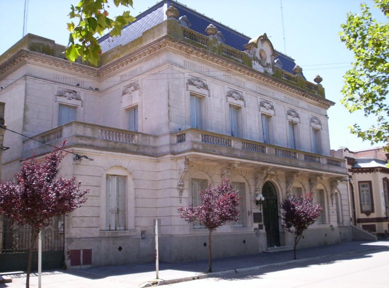Municipalidad de General La Madrid 02