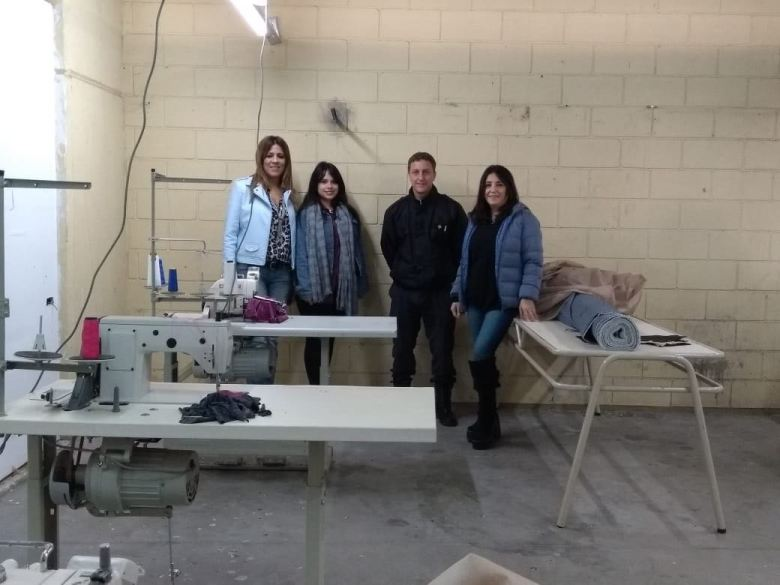 Proyecto textil en la unidad 52 de azul 01