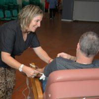 El miércoles habrá una nueva colecta externa de sangre de donantes voluntarios