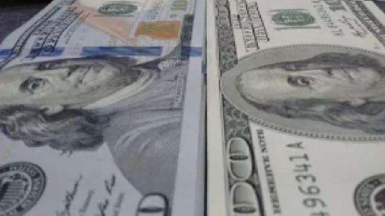 El dólar volvió a subir este martes.(Archivo/Telam)