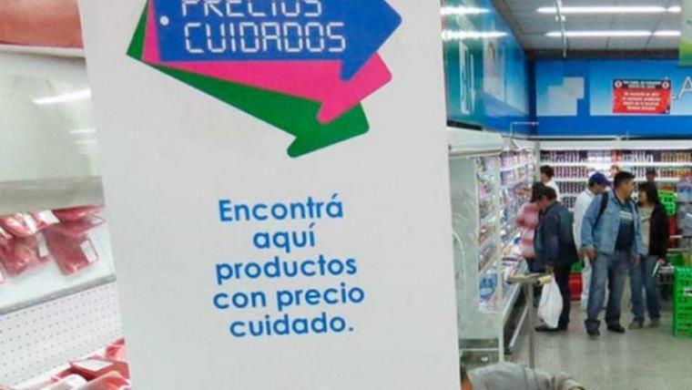 Los precios cuidados suman nuevos productos y locales de venta. (Diario Río Negro)